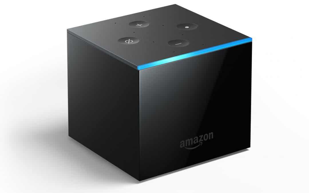 Amazon Fire TV Cube enfin disponible en France